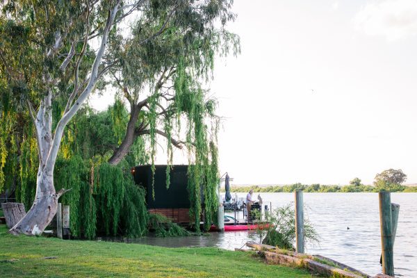 Tiny Home | The Cube Murray River