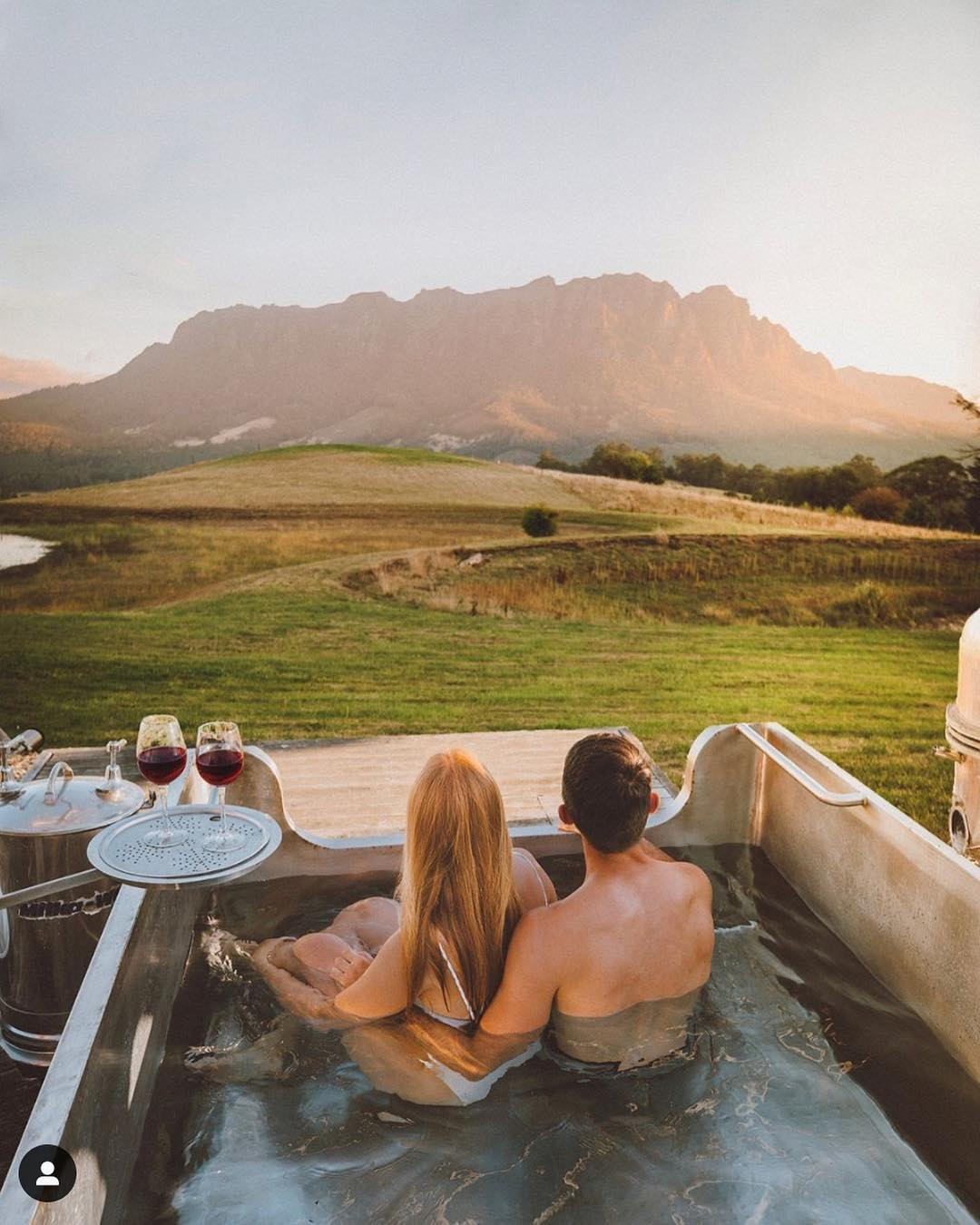 Eagles Nest Retreat | Bathtubs worth travelling for