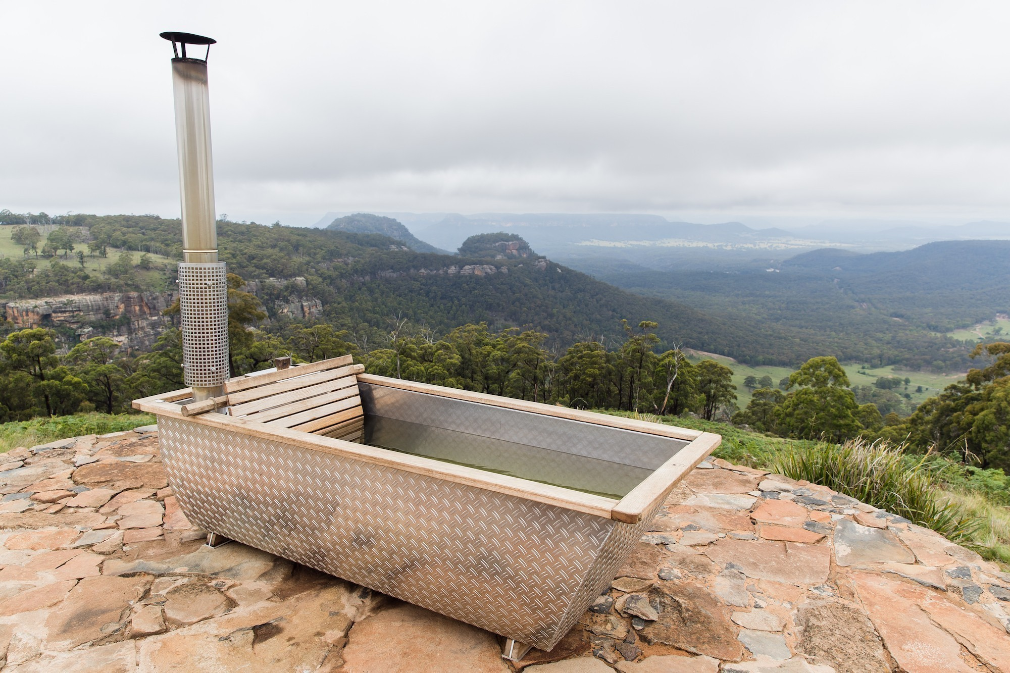 Bubbletent Australia | Bathtubs worth travelling for