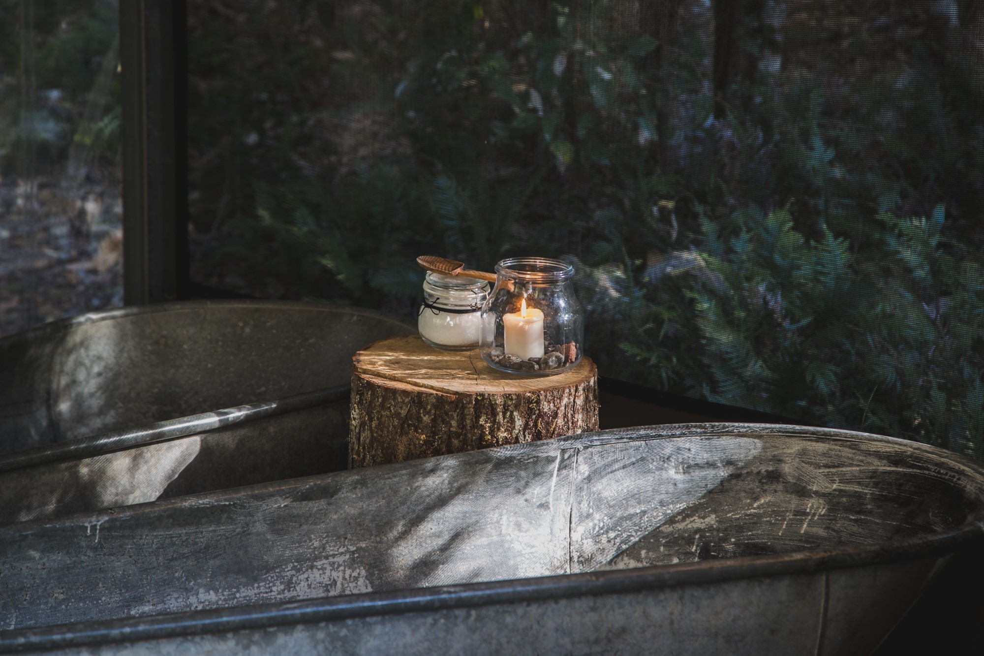 Nightfall Camp | Bathtubs worth travelling for