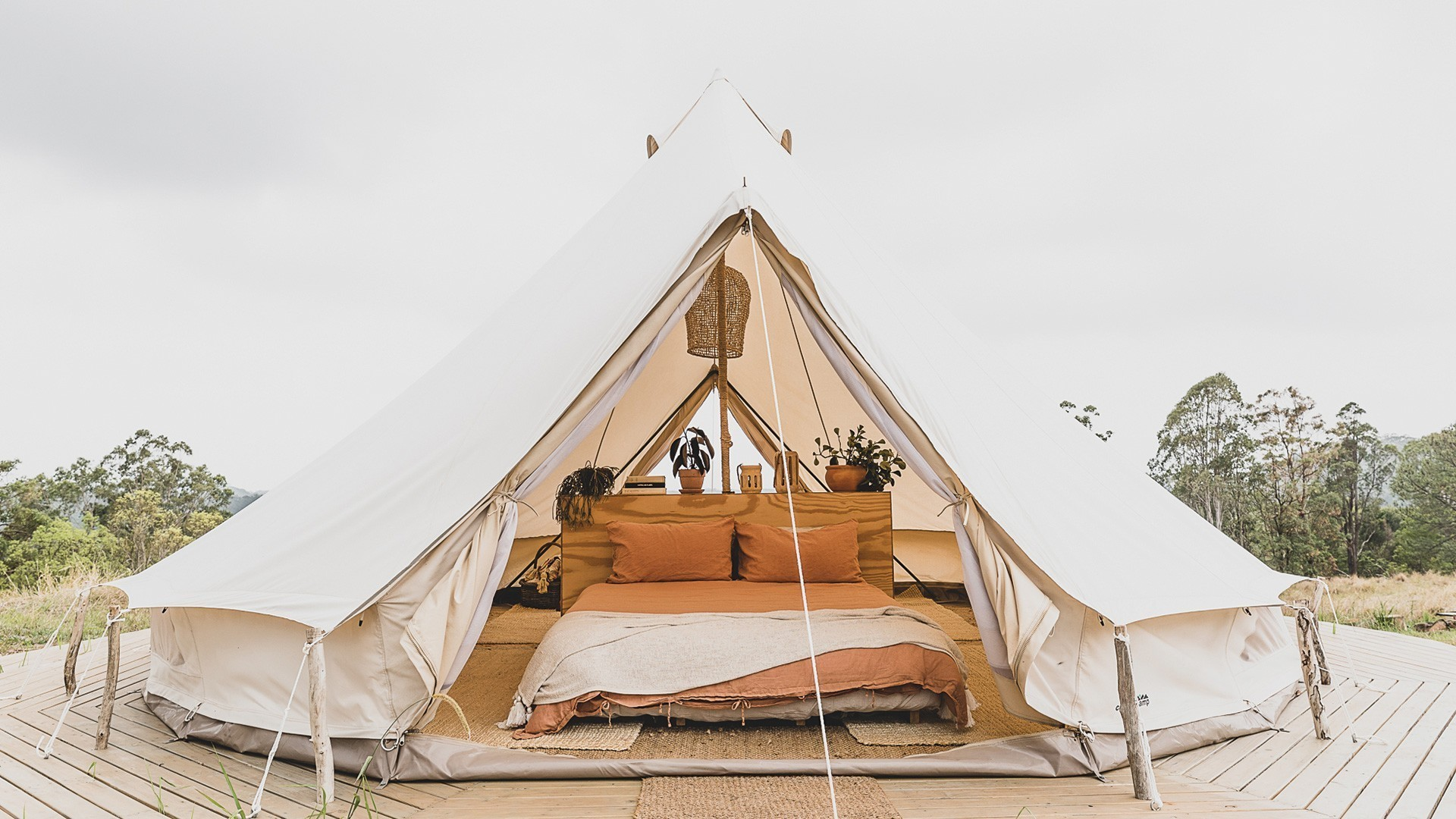 The Camp - Byron Bay