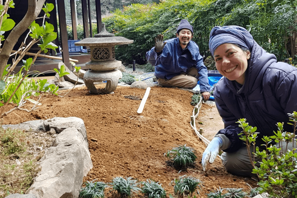 From hummus to sashimi: Moving from Israel to Japan for love and bamboo