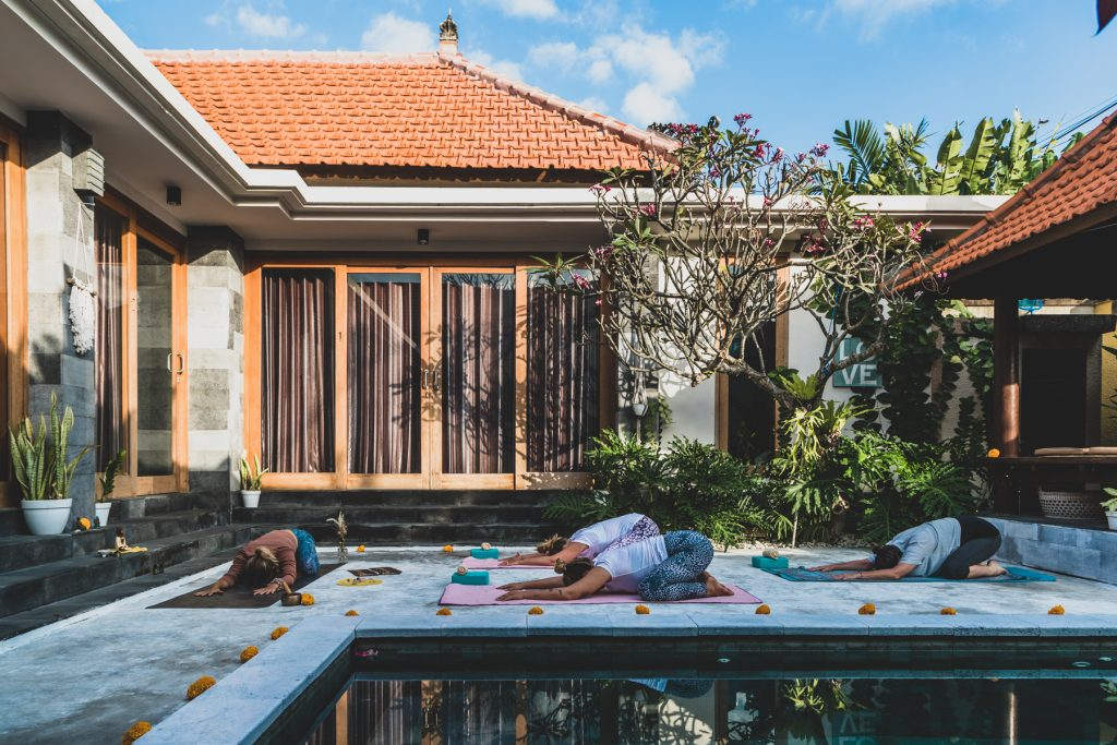 Salti Hearts Bali surf and yoga retreat