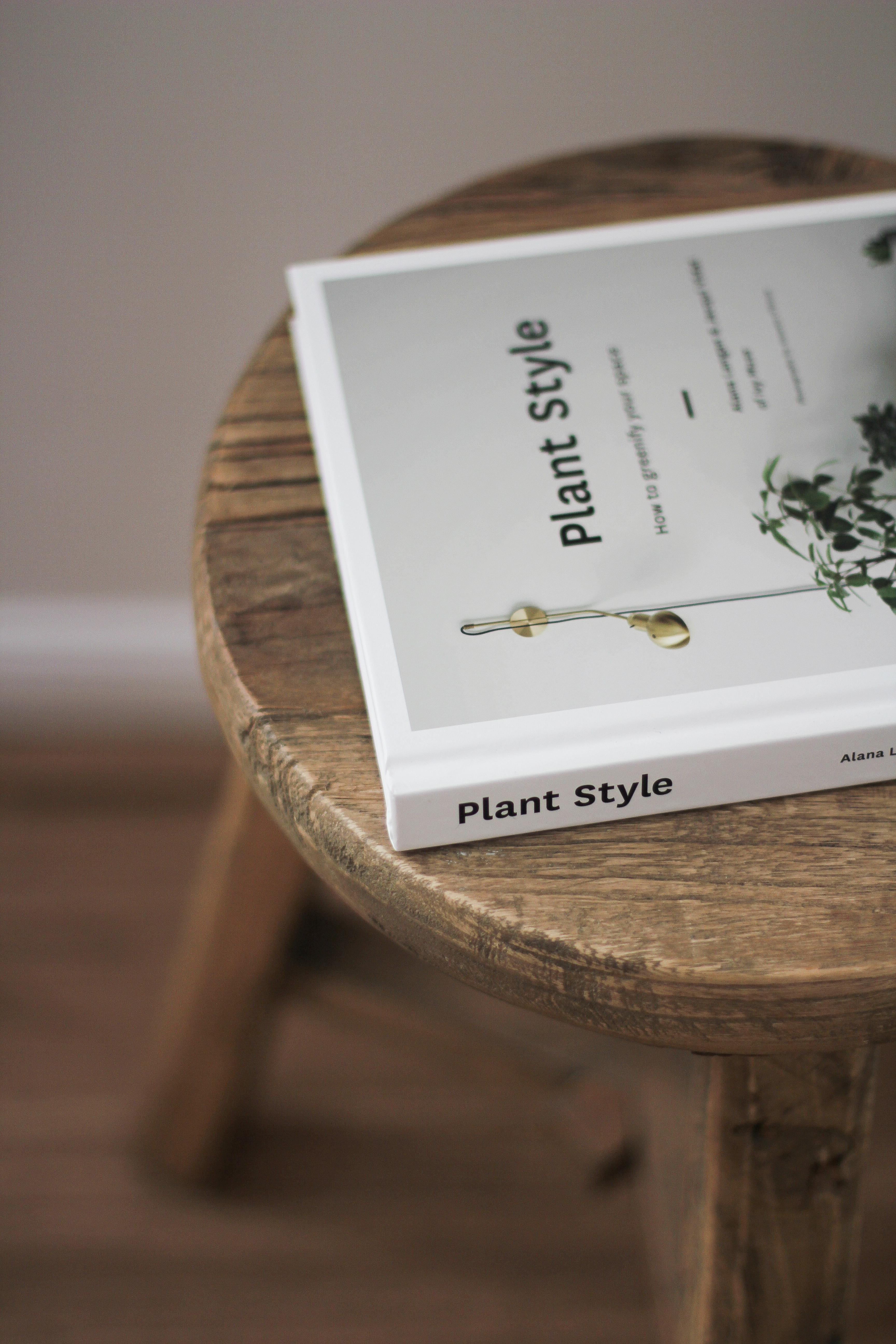 Plant Style Botany Books
