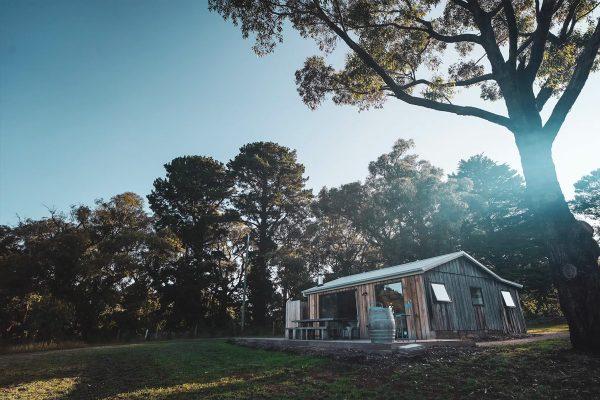 Red Hill Barn Main Ridge
