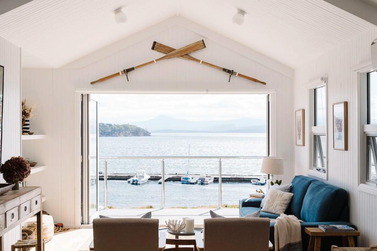 Bruny Boathouse Tasmania