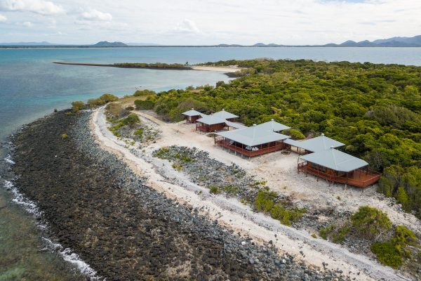 Camp Island Queensland