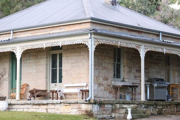 Simpson Cottage Bundeena
