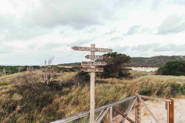 Shack in the Dunes - Coastal cottage Tasmania