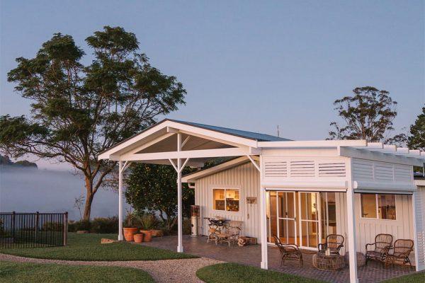 Heartwood Farm Byron Bay exterior