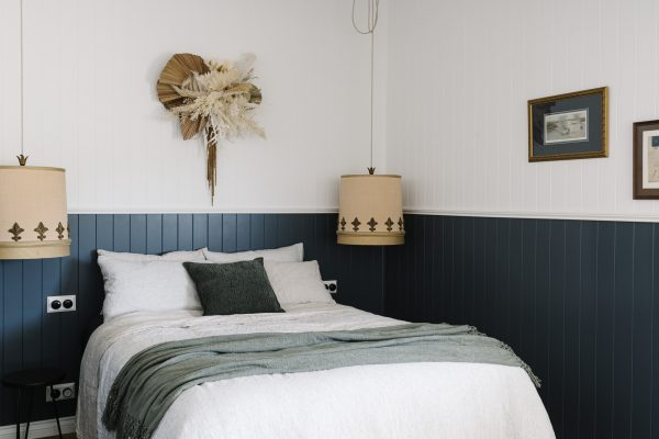 Heartwood Farm Byron Bay main bedroom