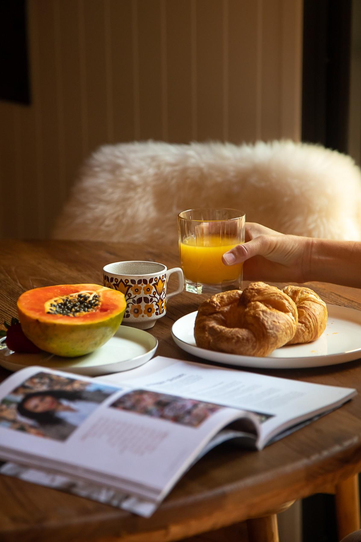 Eh Frame breakfast