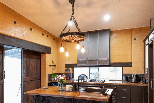 Mayan Luxe Villas kitchen