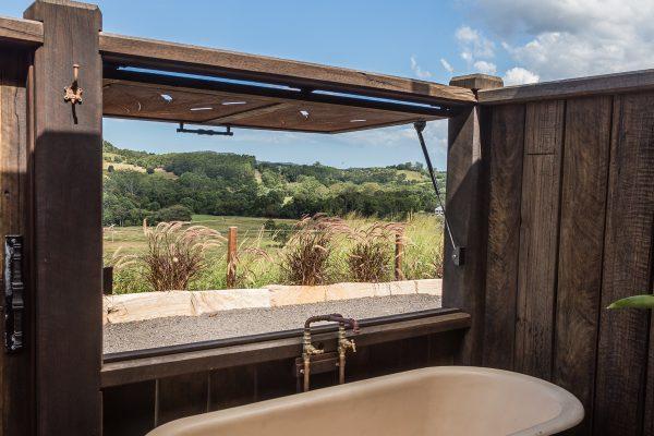 Mayan Luxe Villas outdoor tub