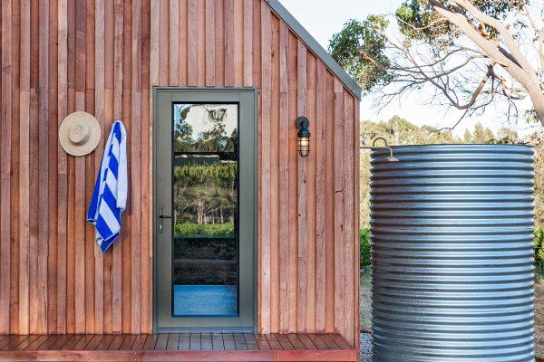 Petit Eco Cabin exterior