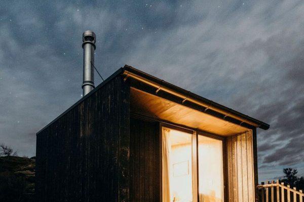 Dunstan Cabin