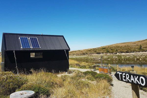 Mt Lyford – Terako Hut , Lake Stella