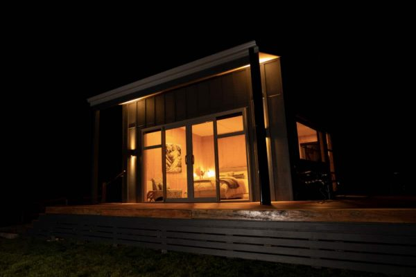 Omaka Valley Hut Glamping