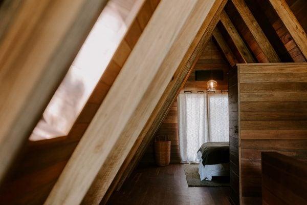 Aframe-Kangaroo-Valley-bedroom