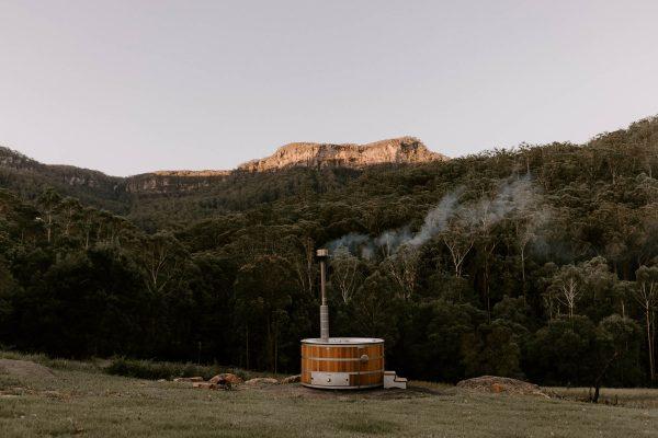 Aframe-Kangaroo-Valley-hot-tub