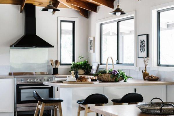 The Ridge House kitchen