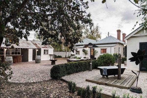 Bootmaker's Cottage : Birregurra