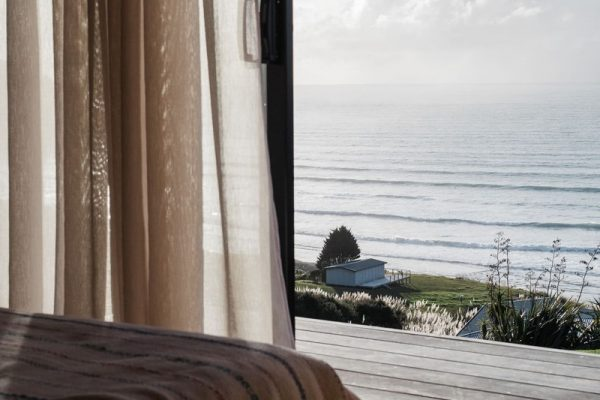 The Huts NZ view