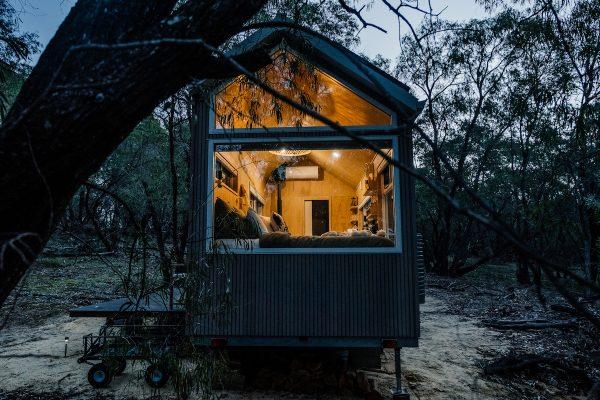 Hidden Cabins WA