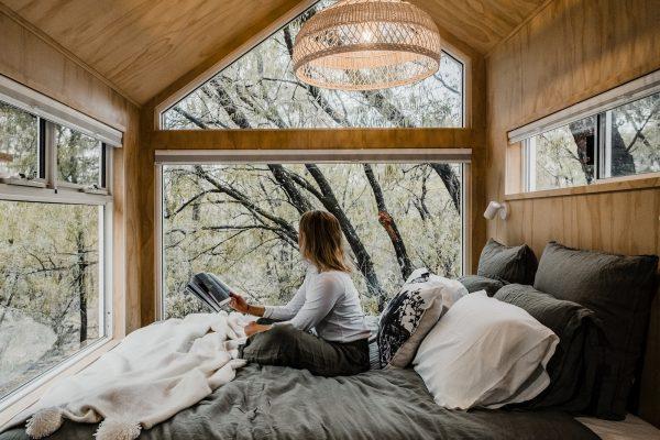 Hidden Cabins Florence WA